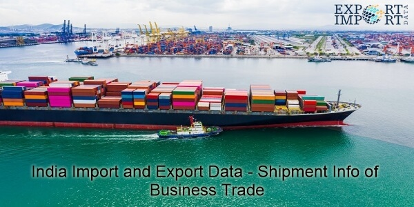 India Export and Import Data