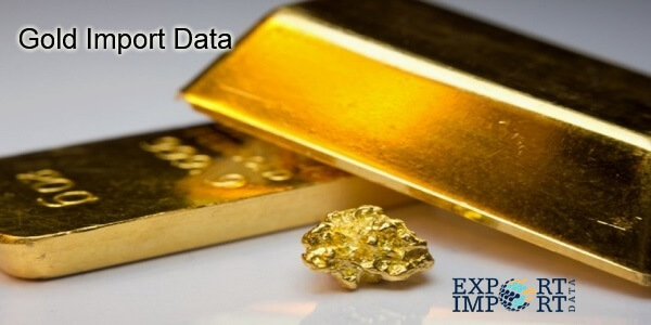 Gold Import Data
