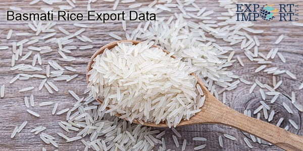 Basmati Rice Export Data