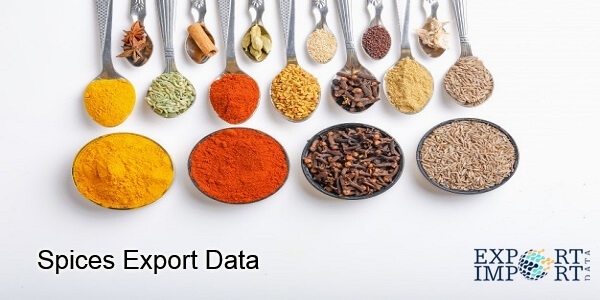 Spices Export Data