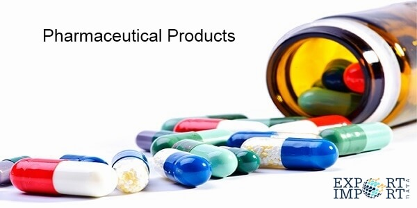 Pharmaceutical Products Import Export Data