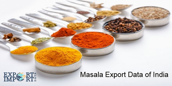 Masala Export Data