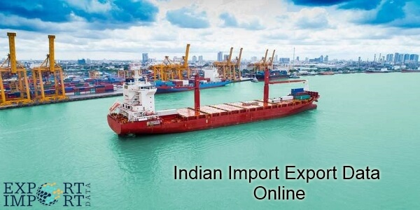 Indian Import Export Data
